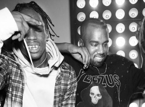 Kanye's BFF Travi$ Scott is coming for ya, Halifax