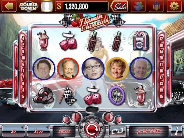 PC Peter Kelly, Liberal Jean Chretien, PC Jane Purves, NDP Alexa McDonough and PC John Hamm are a mis-matched bowl of Flamin' Cherries.