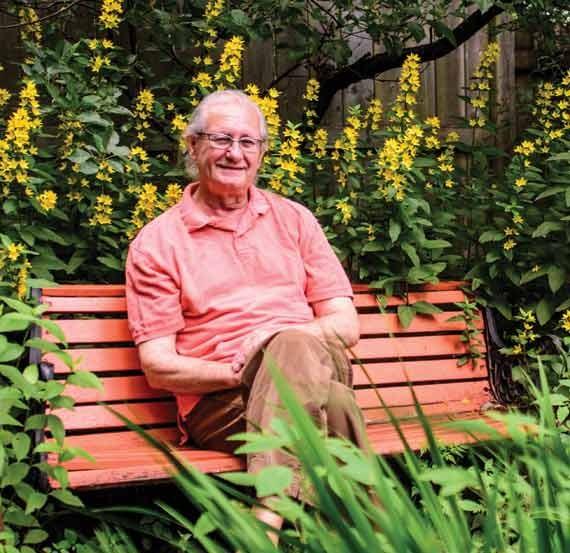 Jim MacSwain, pictured in Halifax. - SAM KEAN