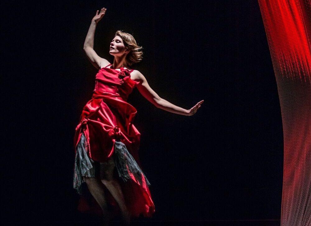 Entangled choreographer Lisa Phinney Langley. - SCOTT MUNN