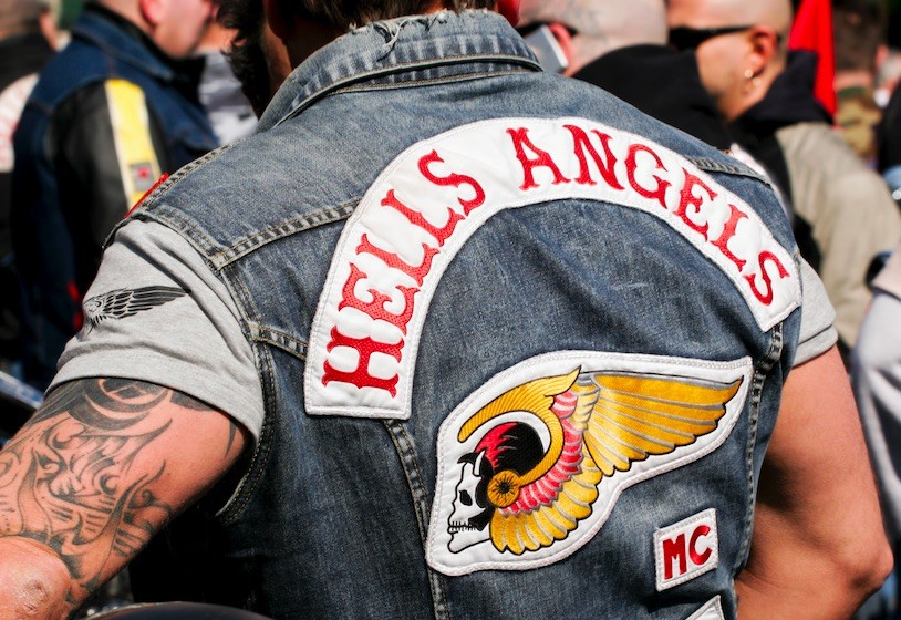 Hell angels 2018 giveaways