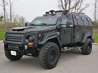 Halton Ontario's police force spent $313,000 on this ARV.