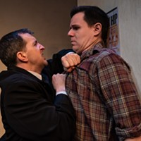Review: <i>In A World Created By A Drunken God</i> at Neptune
