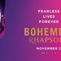 Win a pair of passes to see Bohemian Rhapsody in theatres November 2