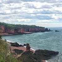 What to do in Five Islands, Nova Scotia