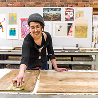 NSCAD University: Learning with our hands
