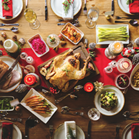 Seven free Christmas dinners in the HRM
