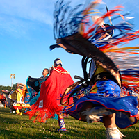 The North American Indigenous Games bring the <i>mawiomi</i> home