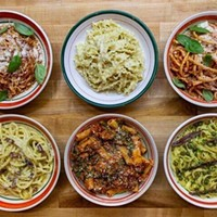 Now open in Dartmouth, Maria's Pasta Bar goes from dough to plate