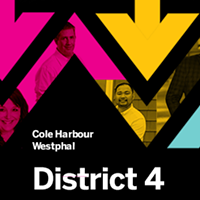 District 4  Cole Harbour–Westphal