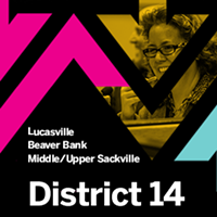 District 14 Middle/Upper Sackville–Beaver Bank–Lucasville