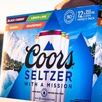 Coors Seltzer: The Crisp Taste of Doing Good