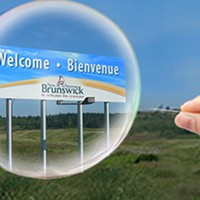 New Brunswick is officially out of the Atlantic bubble