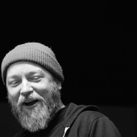 Kyle Kinane can't stop, won't stop