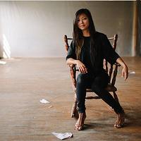 Vicky Chow W/ Tonja Gunvaldsen-Klaassen