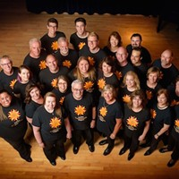 Let our Spirits Soar - The Voices of our Past: Halifax Camerata Singers 30th Anniversary Season
