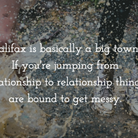 Why Halifax is a good place to be in a relationship