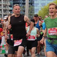 Blue Nose Marathon 2017