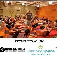 Bryan Kest Power Yoga Workshop