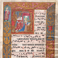 Centuries of silence: The discovery of the Salzinnes Antiphonal