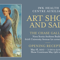 IWK Auxiliary Art Show & Sale