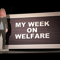 <i>My Week on Welfare</i> screening