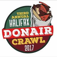 3rd Annual Halifax Donair Crawl