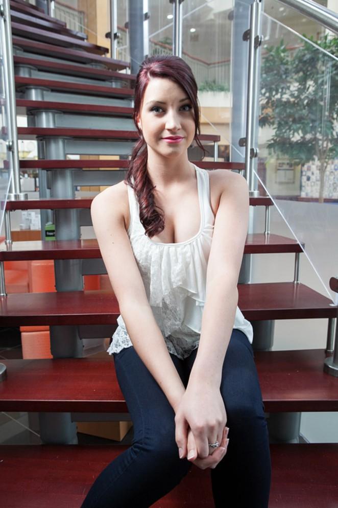 Amy Silver at Vibe Salon