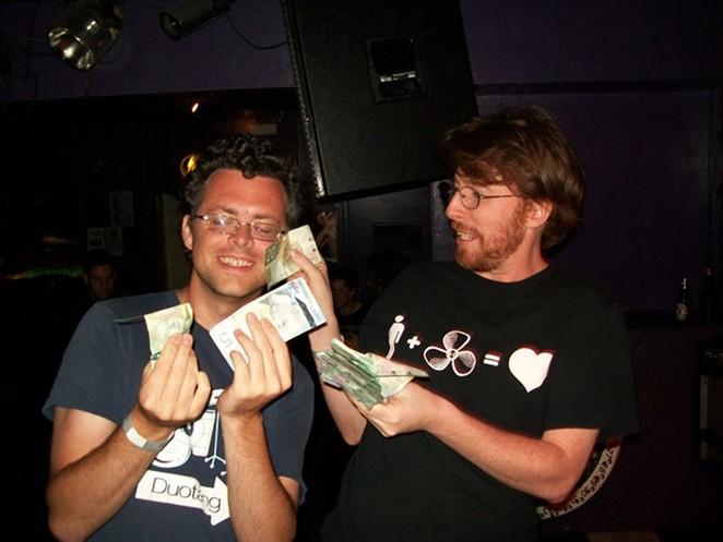 A decade of $Rockin' 4 Dollar$