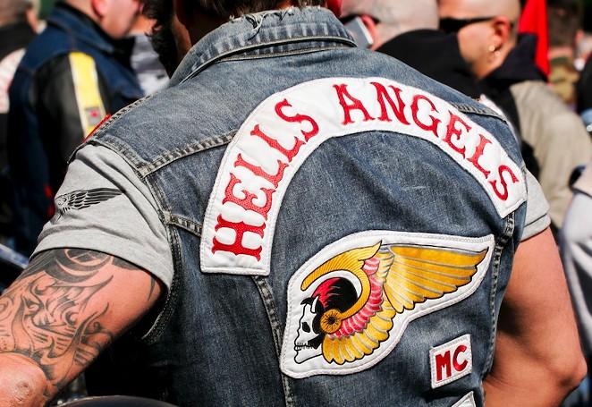 City halifax nova scotia the coast for Hells angels tattoos pics