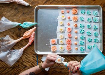 The edible art of Laura Jean Fraser