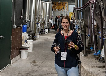 Robyn Warrier is brewing up a storm with BrewCloud