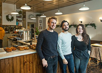 Fortune favours the bold at Cafe Good Luck