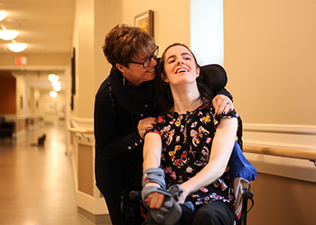 Fighting to keep young adults with disabilities out of nursing homes