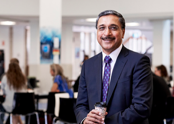 After a nine-month search, Dal's new president starts in eight months