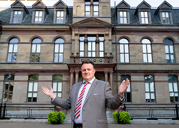 Welcome to Halifax, students, here's a run down of your local politicians