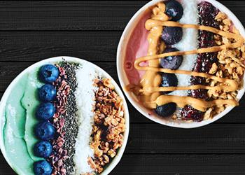Bliss Bowls blends beautiful nourishment