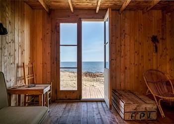 Famed painter Alex Colville's Nova Scotian cottage is for sale