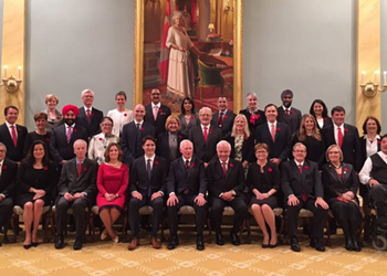 13 facts about Justin Trudeau's badass new cabinet