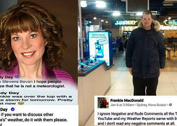 People want Cindy Day fired because of her Frankie MacDonald comments