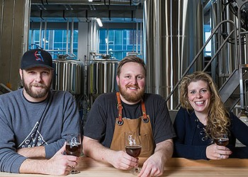 2 Crows Brewing Company is ready to soar