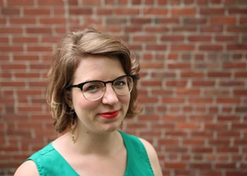 Eyelevel artistic director Katie Belcher moves on to Vancouver's Access Gallery