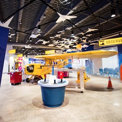 Discover the new Discovery Centre