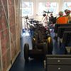 City councillors square-off over Segways on the ferry