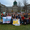 Student-led campout put divestment back on the table at Dalhousie
