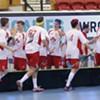 Floorball's world championship rolls into Halifax this week