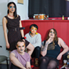 Century Egg boasts a new lineup, with Shane Keyu Song, vocals; Robert Drisdelle, guitar; Meg Yoshida, drums; Matty Grace, bass. SUBMITTED