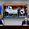 On Monday, Nova Scotia reached a milestone million doses of vaccine injected. COMMUNICATIONS NOVA SCOTIA