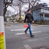 Crosswalk flags a success despite bureaucratic obstruction