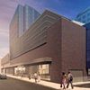 Here's the latest proposed look for the Nova Centre